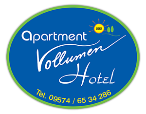 Logo Oval Apartment Hotel Vollumen